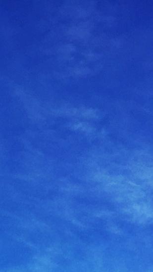 il volto di un angelo compare tra le nuvole immagine