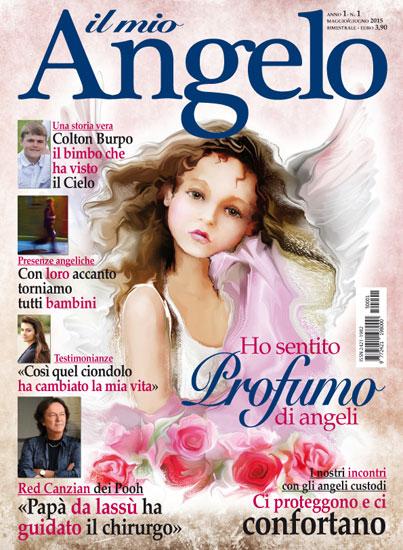 copertina rivista Il Mio Angelo