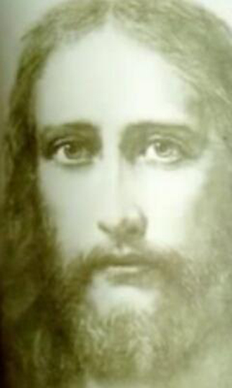image the face of Jesus