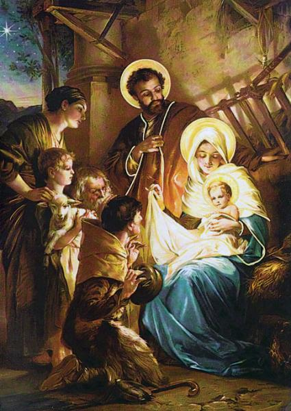 The Holy Family image
